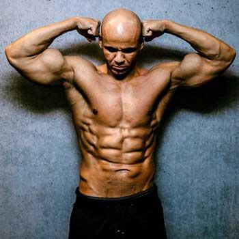 Maximumprinzip Muskelaufbau